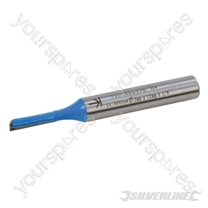 "1/4"" Straight Metric Cutter - 3 x 12mm"