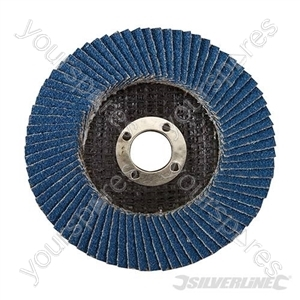 Zirconium Flap Disc - 100mm 60 Grit