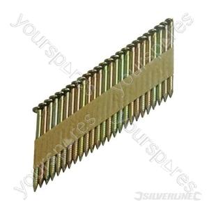 Galvanised Ring Nails 2500pk - 50 x 2.9mm