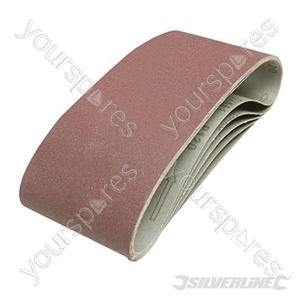 Sanding Belts 100 x 610mm 5pk - 120 Grit