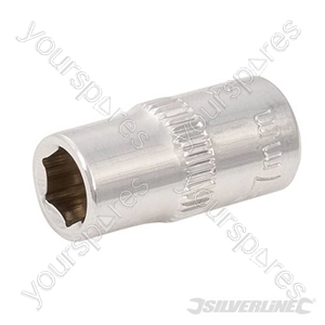 "Socket 1/4"" Drive Metric - 7mm"
