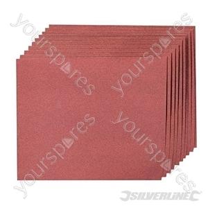 Aluminium Oxide Hand Sheets 10pk - 150 Grit