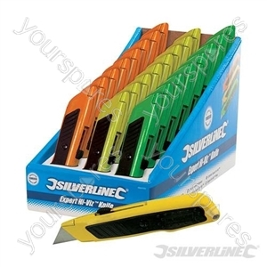 Expert Hi-Vis Knife Display Box 24pce - 24pce