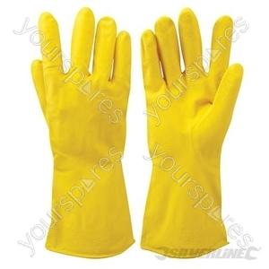 Household Gloves 12pk - Large