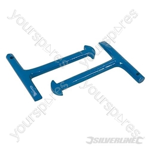 Manhole Keys 2pk - 125mm
