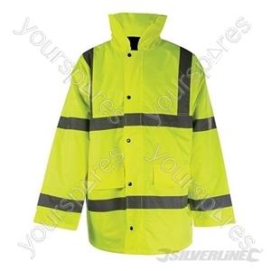 """Hi-Vis Jacket Class 3 - L 100-108cm (39-42"""")"""
