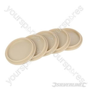 Solid Board Access Covers 5pk - 110mm