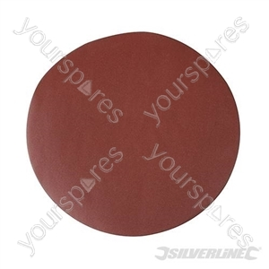 Hook & Loop Discs 180mm 10pk - 400 Grit