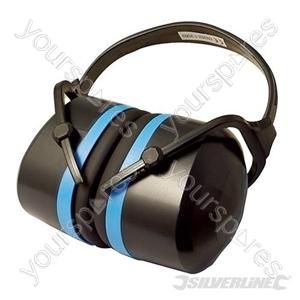 Premium Folding Ear Defenders SNR 33dB - SNR 33dB