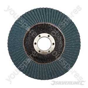 Zirconium Flap Disc - 115mm 60 Grit