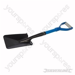 Fibreglass Square Head Micro Shovel - 705mm