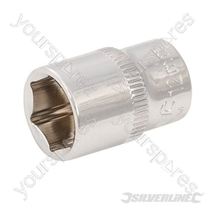 "Socket 1/4"" Drive Metric - 12mm"