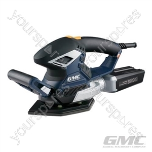 260W Multipurpose 3-in-1 Sander - MOS260CF