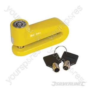 Motorcycle Disc Lock - 10mm Pin