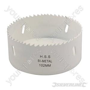 Bi-Metal Holesaw - 102mm