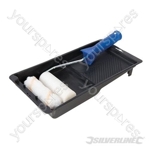 Mini Roller & Tray Set - 100mm