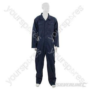 "Boilersuit Navy - L 112cm (44"")"