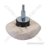 Dome Polishing Mop - 85mm