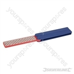 Folding Diamond Sharpeners - 600/1200 Grit