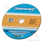 Heavy Duty Stone Cutting Disc Flat - 230 x 3 x 22.2mm