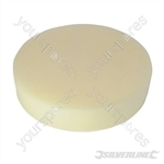 Hook & Loop Foam Polishing Head - 125 x 38mm