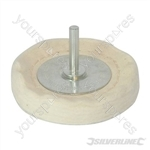 Loose Leaf Buffing Wheel - 75 x 12mm