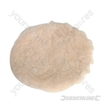 Lambswool Drawstring Bonnet - 125mm