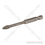 Tile & Glass Drill Bit Hex Shank - 6mm