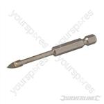 Tile & Glass Drill Bit Hex Shank - 5mm