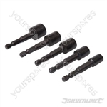 Damaged Bolt Remover Set 5pce - 5pce
