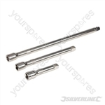 Extension Bar Set 3pce - 3/8""