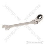 Flexible Head Ratchet Spanner - 13mm