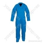 """Boiler Suit Royal Blue - M 100cm (40"""")"""
