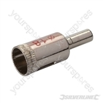 Diamond Dust Holesaw - 18mm