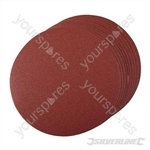 Hook & Loop Discs 250mm 10pk - 80 Grit
