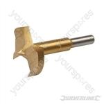Titanium-Coated Forstner Bit - 50mm