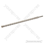 SDS Plus Crosshead Drill Bit - 20 x 460mm