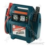 Jump Starter & Air Compressor - 12Ah