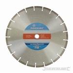 Laser-Welded Concrete & Stone Cutting Diamond Blade - 300 x 20mm Segmented Rim