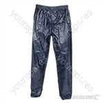 "Lightweight PVC Trousers - XL 92cm (36"")"