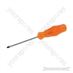 Engineers Screwdriver Slotted - 3 x 75mm