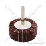Mop Wheel - 60 x 30mm 40 Grit