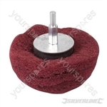 Dome Sanding Mop - 100mm 240 Grit