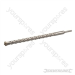SDS Plus Crosshead Drill Bit - 28 x 460mm