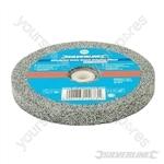 Aluminium Oxide Bench Grinding Wheel - 125 x 13mm Coarse