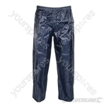 "Lightweight PVC Trousers - L 86cm (34"")"