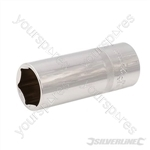 "Deep Socket 1/2"" Drive 6pt Metric - 22mm"