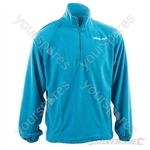 "Silverline Fleece Top - Zipped Neck - Extra Large (112cm / 44"")"