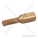 Tungsten Carbide Mortar Rake - 12mm Coarse