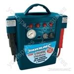 Jump Starter Air Compressor & Inverter - 15Ah